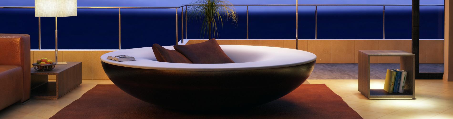 seduta oasi design