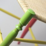 chiavarina supercolor sedia design fratelli levaggi chair