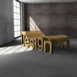chaise longue design oriana in legno design