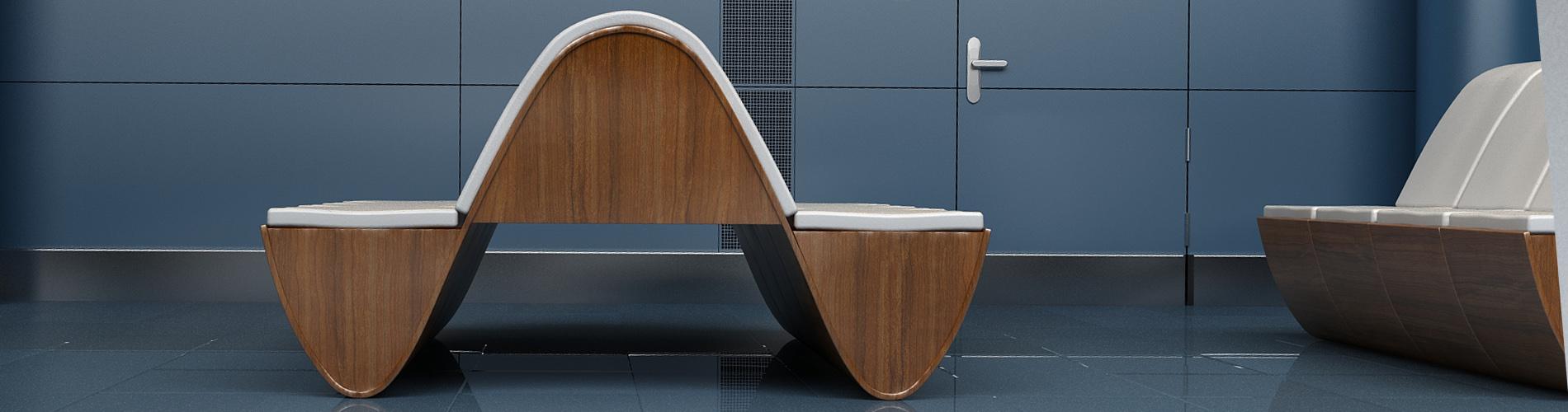 divano sofa unique legno design
