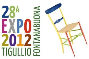 expò fontanabuona logo chiavarina supercolor tigullio sedia chair