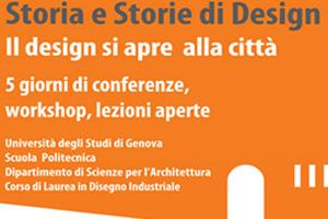 storia del design adi liguria facolta di design genova